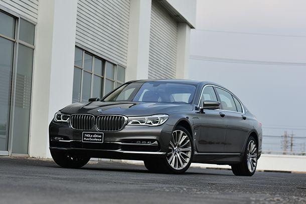 BMW เปิดตัว 7-Series ใหม่ 2 รุ่น พร้อมปรับโฉม 3-Series