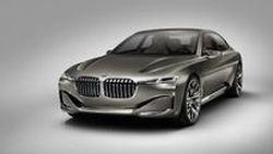 [Auto China 2014] BMW Vision Future Luxury รถต้นแบบสุดหรูแห่งอนาคต ว่าที่ 7-Series รุ่นใหม่