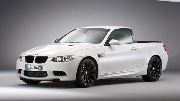 BMW ยืนยันไม่ผลิตรถกระบะขายแน่นอน ชี้ไม่เข้ากับภาพลักษณ์แบรนด์