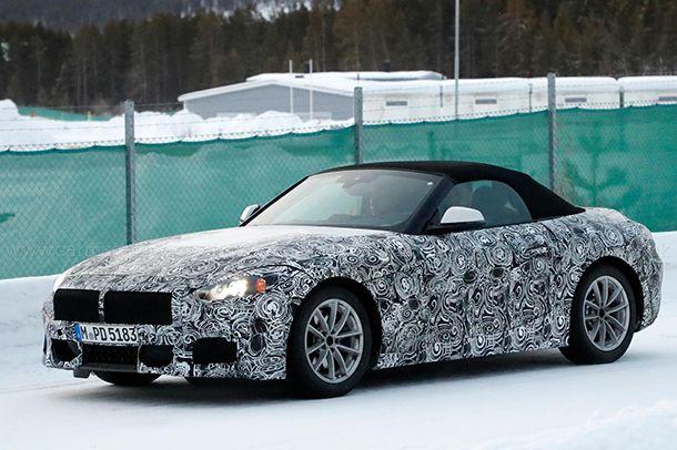 """BMW แย้มรถสปอร์ตรุ่นใหม่จะไม่ใช้ชื่อ """"Z5"""""""