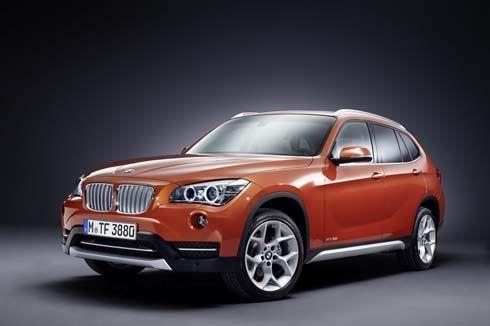 เผยโฉมแล้ว BMW X1 รุ่นไมเนอร์เชนจ์ปี 2013 จ่อคิวเปิดตัวที่ New York Auto Show