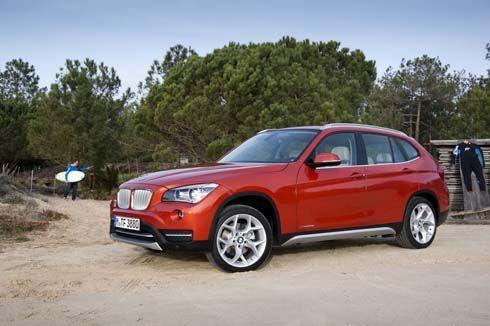 ใหม่ BMW X1 รุ่นปี 2013 เพิ่มรุ่นพิเศษ Sport และ xLine เริ่มต้นที่ 24,660 ปอนด์