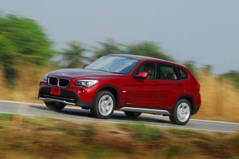 BMW X1 sDrive18i รุ่นประกอบในประเทศ ราคาพิเศษ พร้อมโปรแกรมบริการหลังการขาย