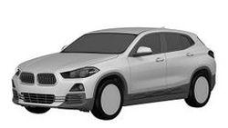 เผยภาพสิทธิบัตร BMW X2 โฉมโปรดักชั่น คงเอกลักษณ์เฉพาะตัว