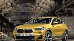 เผยโฉม BMW X2 เน้นความสปอร์ตและเท่ยิ่งขึ้นกว่าเดิม
