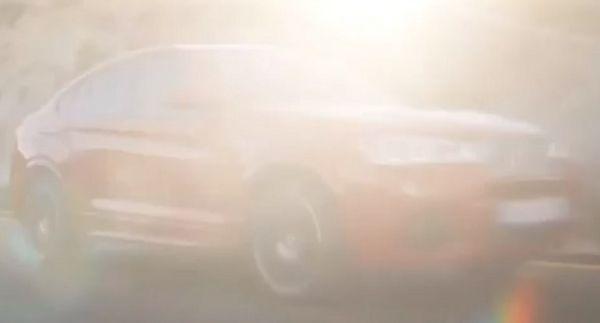 อีกสามวันเปิดตัวแน่ BMW X4 ครบไลน์เอสยูวีเยอรมัน