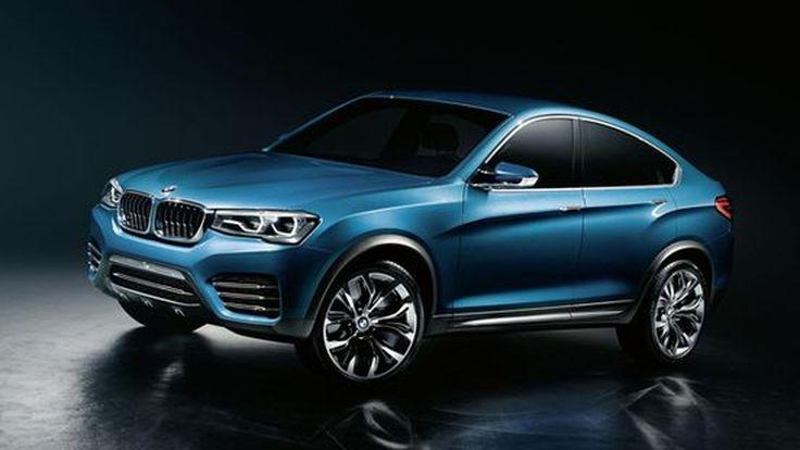 หลุด! BMW X4 เอสยูวีรุ่นล่าสุด จ่อเผยโฉมตัวจริงครั้งแรกปลายเดือนนี้