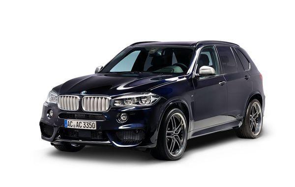 BMW X5 แต่งสวยโหด 525 แรงม้าโดย AC Schnitzer