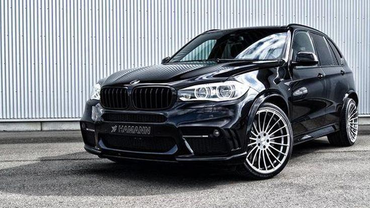 BMW X5 โมดิฟายด์เต็มโดยสำนัก Hamann