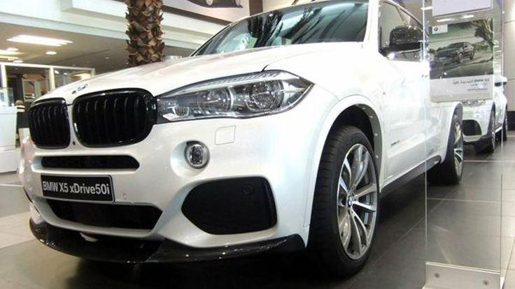 ชมเอสยูวีสุดหล่อ BMW X5 มาพร้อมแพ็คเกจ M Performance ครั้งแรก