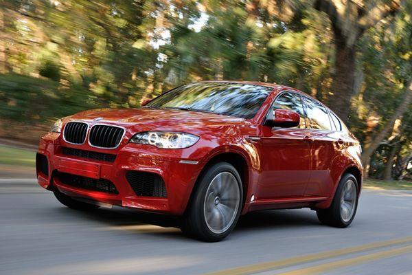 มาแน่เอสยูวีรหัสแรง BMW X5 M และ X6 M เจอกันสิ้นปีนี้