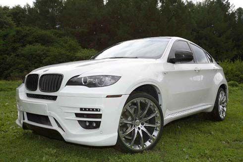 BMW X6 SD F16 รถ Crossover แต่งดุทะลุ 380 แรงม้า โดย Status Design สำนักแต่งจากรัสเซีย