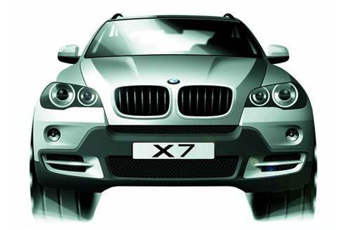 เขาลือกันว่า BMW เล็งเพิ่มไลน์รถเอนกประสงค์ด้วย X7 พ่วงด้วย CS โฉมใหม่