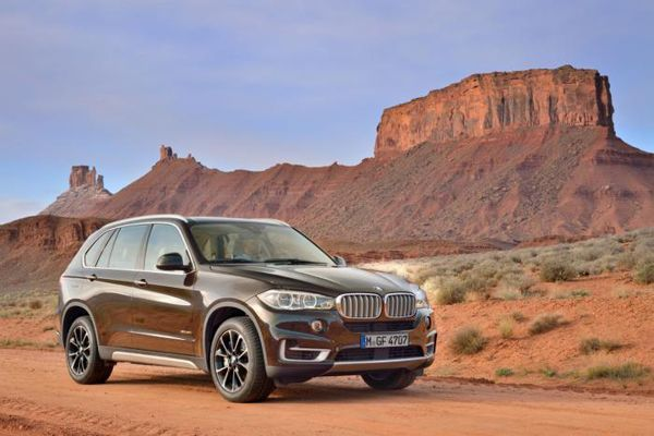 BMW X7 คอนเฟิร์มแล้ว เปิดตัวขายภายในปี 2017