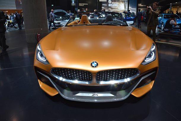 BMW ยืนยันรถสปอร์ต Z4 จะแตกต่างจาก Toyota Supra