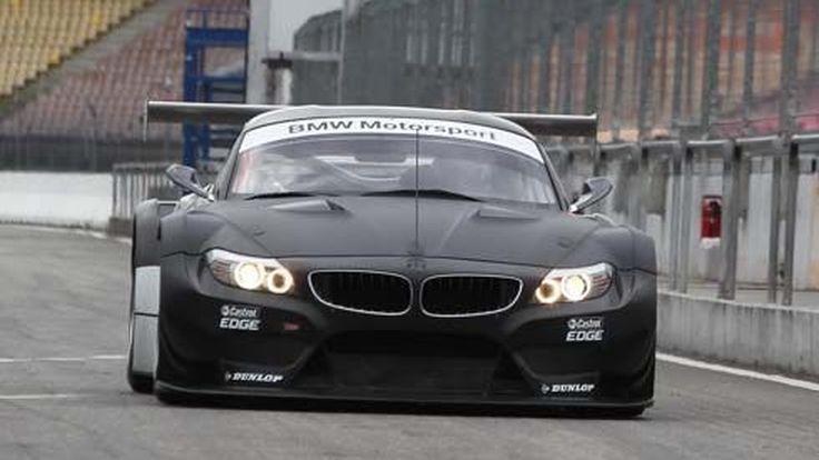 BMW Motorsports เปิดตัว Z4 GT3 รุ่นปี 2011 ปรับปรุงตามหลักแอโรไดนามิคส์