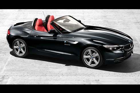 BMW Z4 Silver Top Edition รุ่นนี้มีให้เฉพาะยุ่น ทำขาย 15 คันที่ 5.59 ล้านเยน