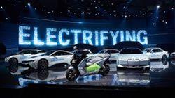 BMW ทดสอบรถมอเตอร์ไซค์ไฟฟ้าในไทย