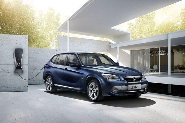 BMW เปิดตัว Zinoro 1E ซับแบรนด์รถไฟฟ้า ปล่อยให้เช่าในประเทศจีน