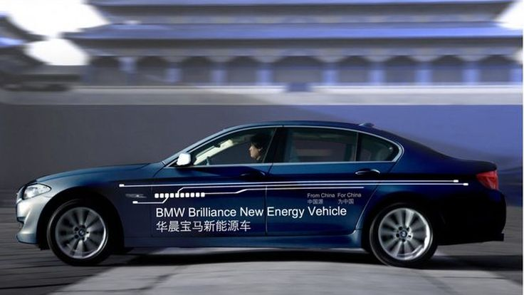 """BMW ผนึกพันธมิตรจีน เปิดตัวแบรนด์รถยนต์ใหม่ """"Zinoro"""" เน้นขายรถพลังงานไฟฟ้า"""