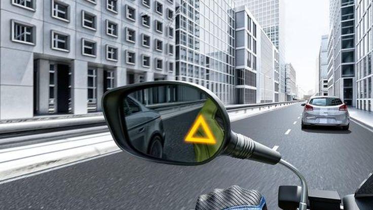 บ๊อช นำเสนอเทคโนโลยีการขับเคลื่อนที่ช่วยลดอุบัติเหตุ ด้วยระบบช่วยเหลือผู้ขับขี่