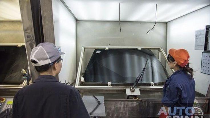 BOSCH พาชมขั้นตอนการผลิตและบททดสอบความทนทานสุดโหดกับใบปัดน้ำฝนคุณภาพ ณ ประเทศจีน