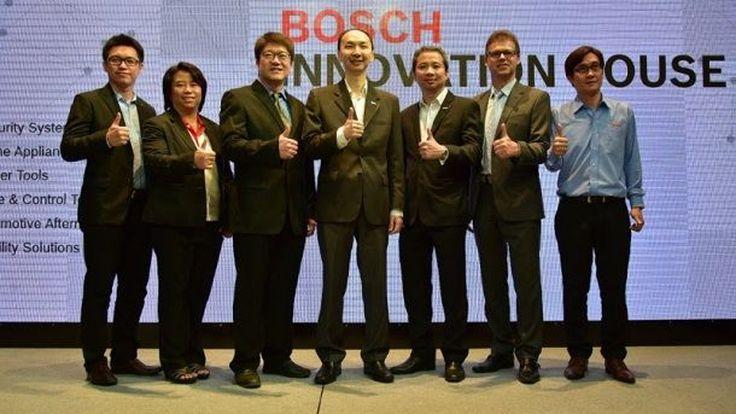 บ๊อชเดินหน้าพัฒนาโซลูชั่นแห่งการขับเคลื่อน และเทคโนโลยีเพื่อการเชื่อมต่อกับอินเทอร์เน็ต