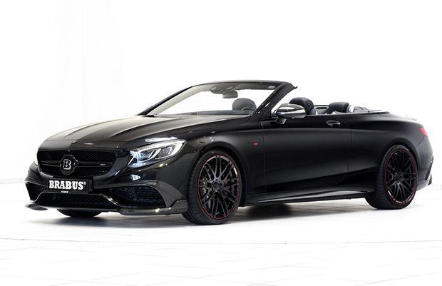 Brabus เปิดตัว Mercedes-AMG S63 Cabrio รถสี่ที่นั่งเปิดประทุนที่แรงที่สุดในโลก