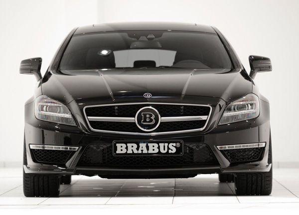 Brabus B63S ยกระดับความแรงบนพื้นฐานของ Mercedes-Benz CLS 63 AMG