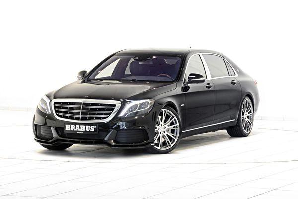 Brabus อัพเกรด Mercedes-Maybach S600 กระฉูด 900 แรงม้า