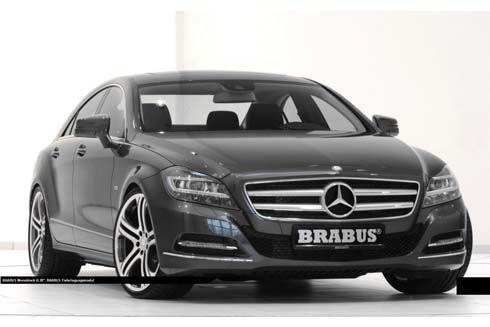 Brabus ย่องอวดผลงานล้ออัลลอยชุดใหม่ขอบ 19-20 นิ้ว สำหรับ Mercedes-Benz CLS