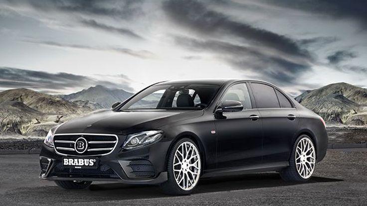 มาตามนัด Brabus เปิดตัวชุดแต่ง Mercedes-Benz E-Class