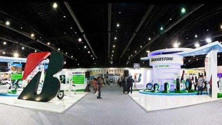 Bridgestone ร่วมแสดงนิทรรศการ ในงาน Thailand Industry Expo 2014