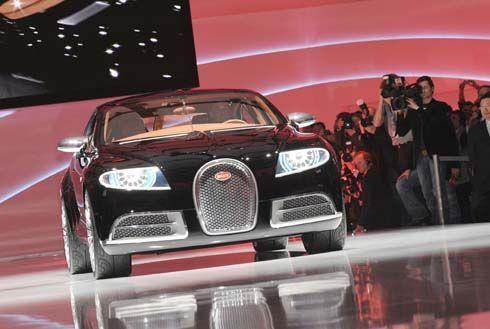 Bugatti เผย 16C Galibier จะมีแรงม้ากว่า 1000 ตัว เร็วกว่ารถทุกรุ่น
