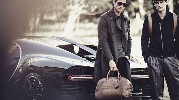 หรูและเท่อย่าบอกใคร Bugatti จับมือ Giorgio Armani ออกแฟชั่นเสื้อผ้าและกระเป๋า