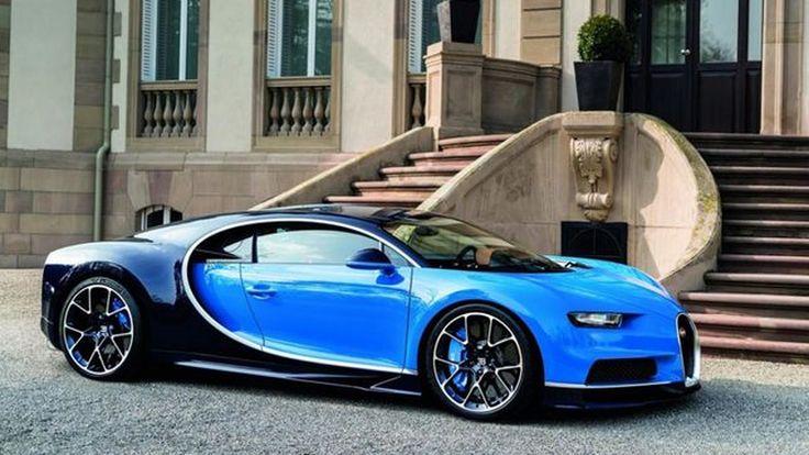 Bugatti Chiron จะออกทำตลาดแค่ 8 ปี – ยืนยันผลกำไรต่อคัน