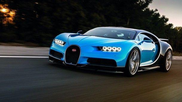 Bugatti Chiron กับสถิติทำความเร็วและเบรกจาก 0-402-0 กม./ชม. ได้ภายในเวลาเพียง 30.2 วินาที