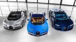 เริ่มส่งมอบแล้ว Bugatti Chiron คลอดจากโรงงานในฝรั่งเศส