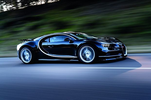 Bugatti Chiron เตรียมทุบสถิติเร็วสุดในโลกของ Veyron Super Sport