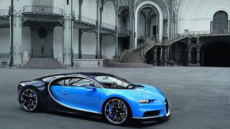 อยากได้ต้องรีบเลย Bugatti Chiron เหลือให้จองอีก 280 คัน