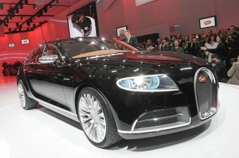 Bugatti Galibier ซูเปอร์ซีดานเจอโรคเลื่อน กำหนดเปิดตัวอาจเป็นหลังปี 2016