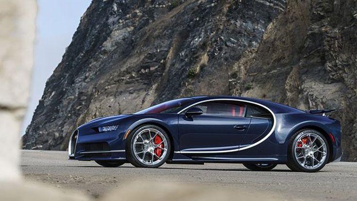 """Bugatti เผยขาย """"Chiron"""" ไปแล้ว 200 คันจากจำนวนผลิต 500 คัน"""