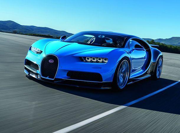 นักขับรถทดสอบ Bugatti เผย Chiron อาจไปไม่ถึง 482 กม.ต่อชม.
