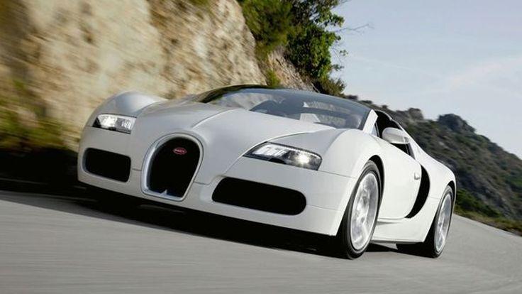 Bugatti เตรียมโชว์ Veyron คันส่งท้ายที่เจนีวา