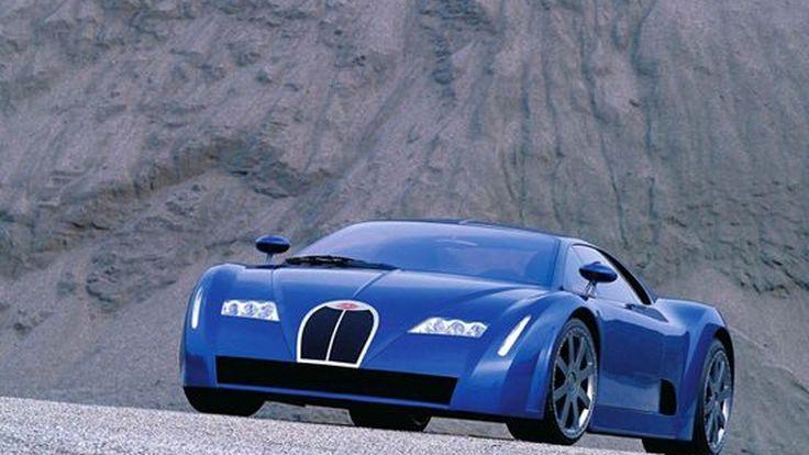 """เผยตัวแทน Bugatti Veyron อาจใช้ชื่อ """"Chiron"""""""