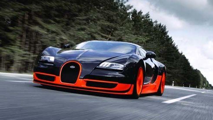 Bugatti Veyron 16.4 Super Sport เปิดตัวพร้อมทำสถิติโลกอย่างเป็นทางการที่ 431 กม./ชม.