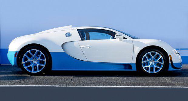 ตัวแทน Bugatti Veyron คอนเฟิร์มแล้ว ใช้ระบบไฮบริดแน่นอน