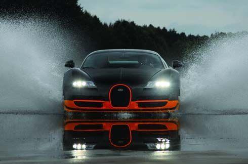 Bugatti ซุ่มพัฒนา Veyron Super 1,600 แรงม้า อัตราเร่ง 100 กม./ชม. ใน 1.8 วินาที!