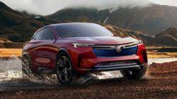 Buick Enspire Concept คอนเซตป์ SUV ไฟฟ้า พลัง 550 แรงม้า ที่มาพร้อมดีไซน์สุดล้ำ