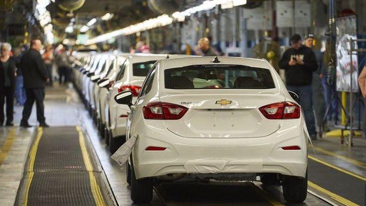 ยื้อชีวิตต่อ นักธุรกิจซื้อรถ Chevrolet Cruze นับพันคันเพื่อให้โรงงาน Lordstown เปิดต่อ
